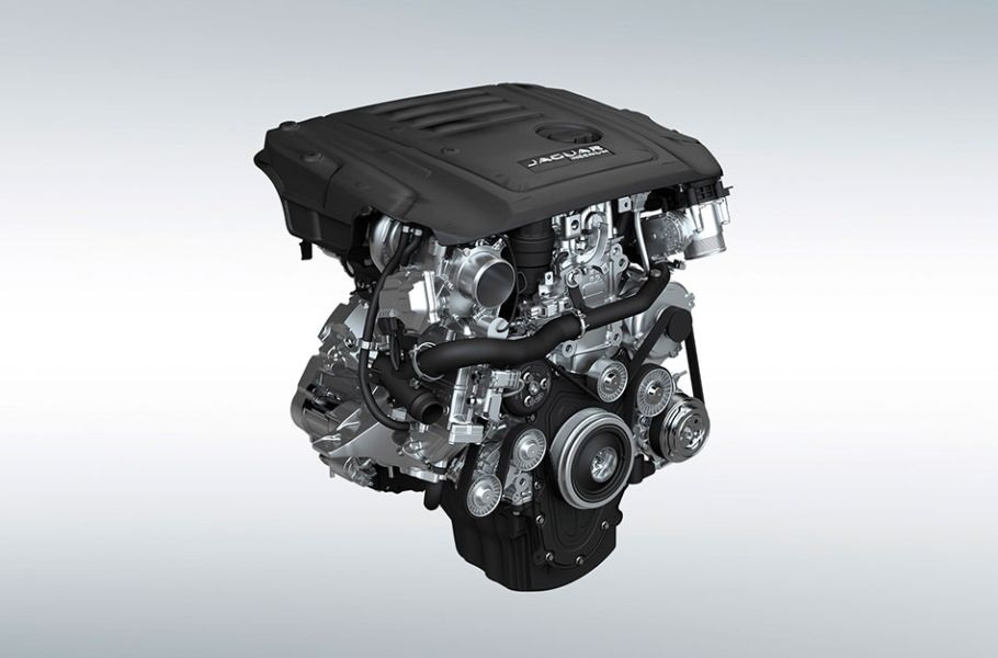 INGENIUM 2.0 LITRE 4-CYLINDER 180PS TURBOCHARGED DIESEL