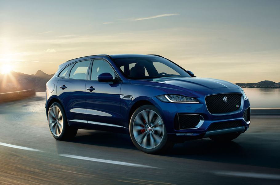 ALL-NEW F-PACE FOR BUSINESS
