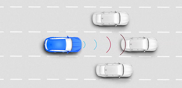 ADAPTIVE CRUISE CONTROL WITH QUEUE ASSIST*