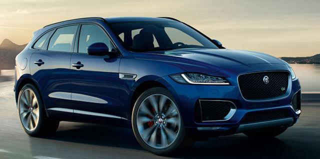 Jaguar Luxury Sedan Sports 4x4 Cars Jaguar Kenya