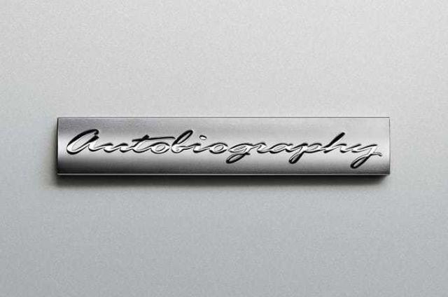 100% AUTOBIOGRAPHY