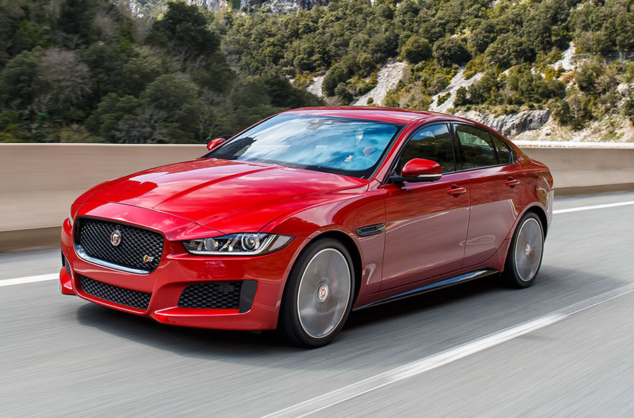 EXTERIOR JAGUAR XE S BODY KIT