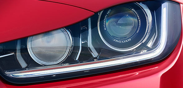 BI-FUNCTION XENON HEADLIGHTS