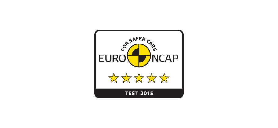 FIVE STAR EURO NCAP RATING