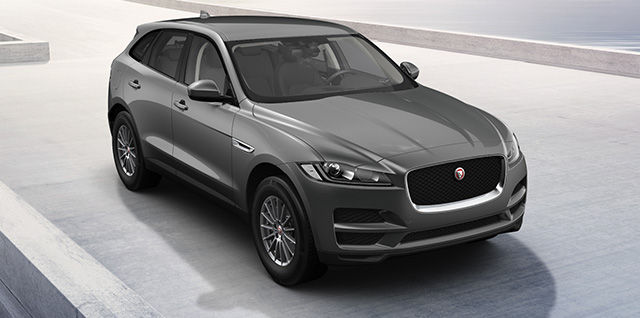 F Pace Pure