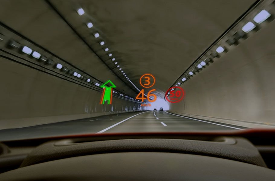 HEAD-UP DISPLAY (HUD)*