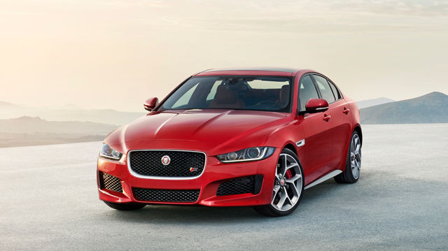 Jaguar XE for business
