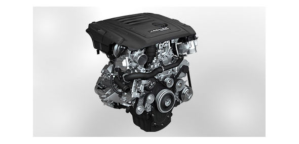 INGENIUM 2.0 LITRE 4 CYLINDER 180PS TURBOCHARGED DIESEL