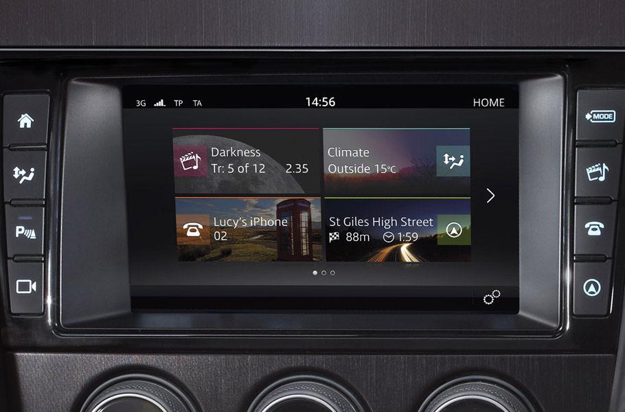 System multimedialny Touch Pro