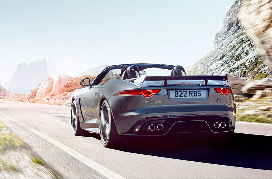 מגניב ביותר Jaguar F-Type | Jaguar Israel MV-32