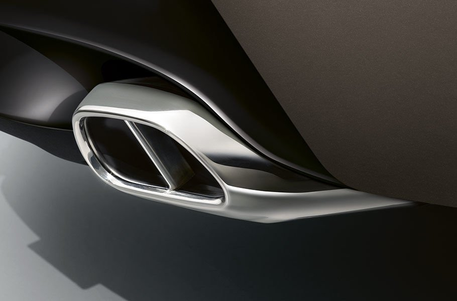 EXHAUSTS: THE PERFECT BALANCE OF POWER AND REFINEMENT