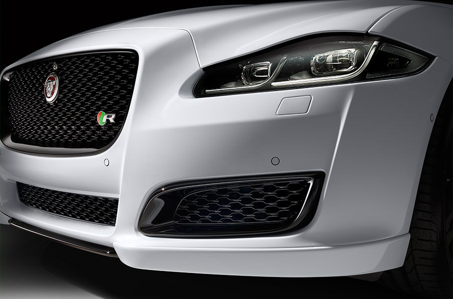 XJR EXTERIOR STYLING