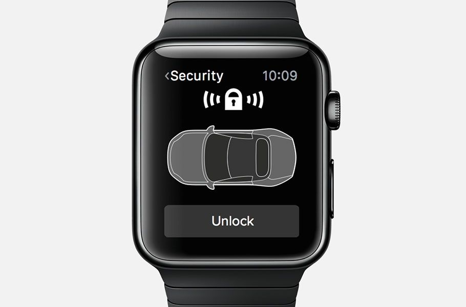 INCONTROL REMOTE ON APPLE WATCH