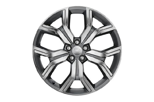 "20"" 5 SPLIT-SPOKE 'STYLE 527' ALLOY WHEELS"