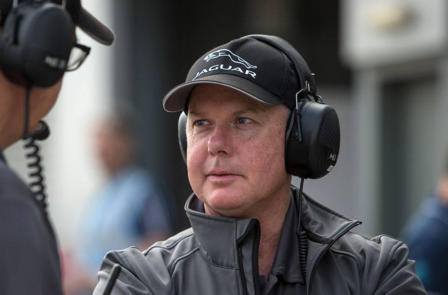 CRAIG WILSON - RACE DIRECTOR
