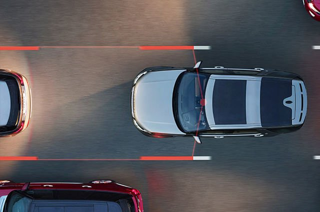 LANE DEPARTURE WARNING**
