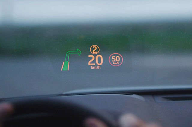 """HEAD-UP DISPLAY"""
