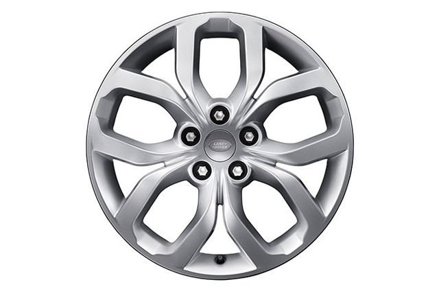 "20"" SPLIT-SPOKE 'STYLE 5021' ALLOY WHEELS"