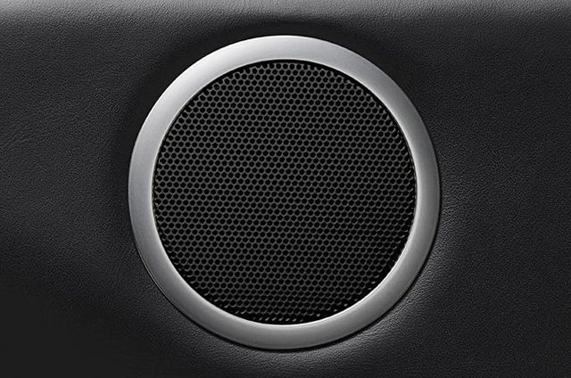 System audio Land Rover Enhanced