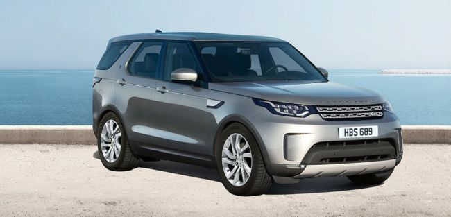 Discovery Land Rover >> Discovery Hse Vehicle Overview Land Rover Ireland