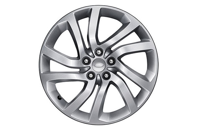 "20"" 5 SPLIT-SPOKE 'STYLE 5011' ALLOY WHEELS"