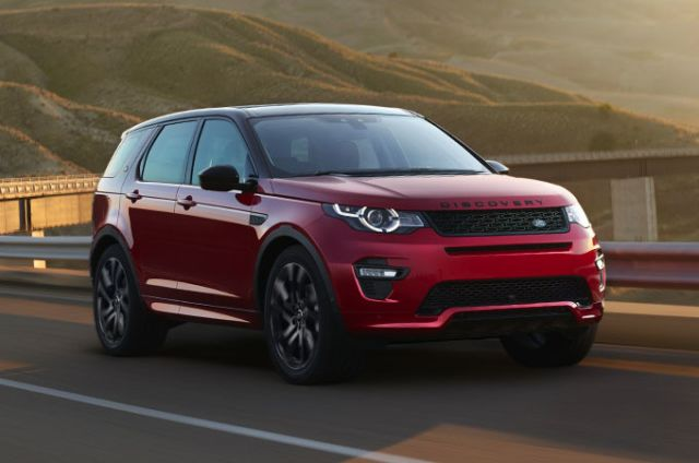 DISCOVERY SPORT from €457* a month at 5.5% APR