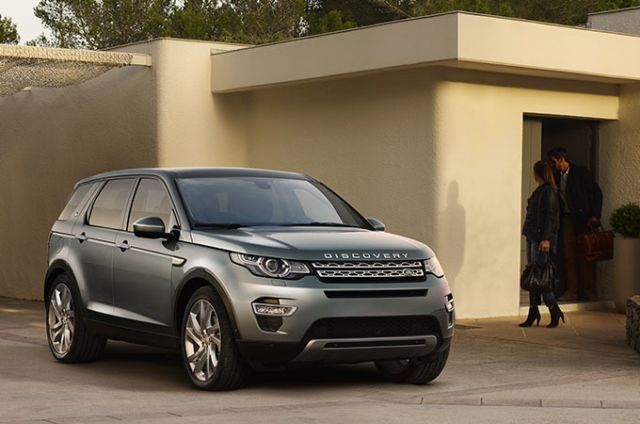 RETURNING YOUR LAND ROVER