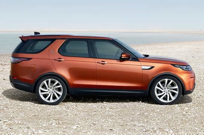 Land Rover Luxury Sedan, Sports & 4x4 Cars | Land Rover Kenya