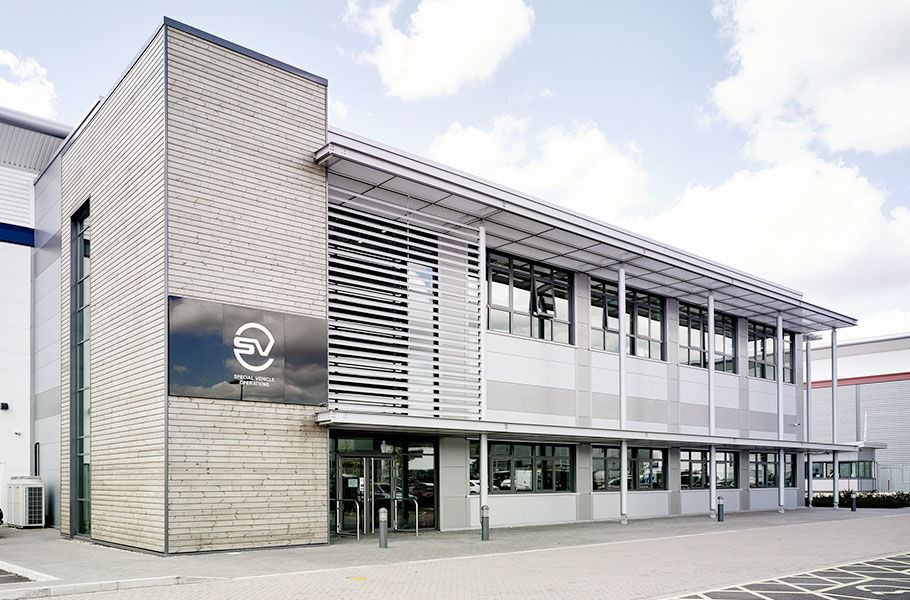 SVO TECHNICAL CENTRE