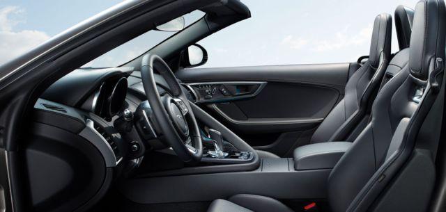 Jaguar F Type Interior Features Sports Car Jaguar Malaysia
