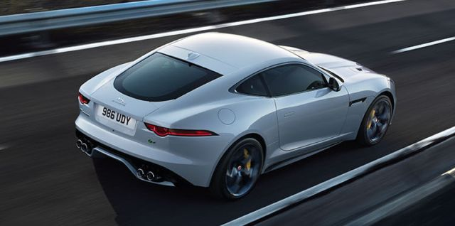 JAGUAR F‑TYPE