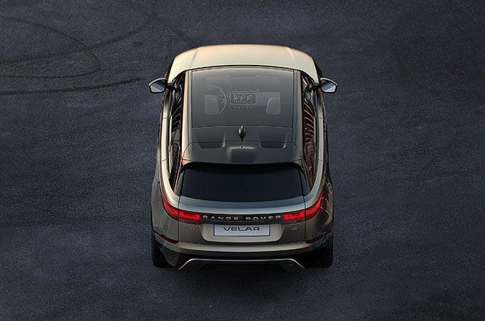 Noul Range Rover Velar