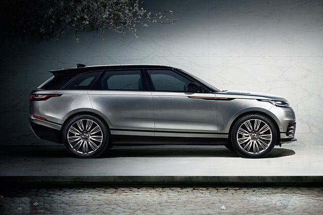 RANGE ROVER VELAR from €660* a month at 4.9% APR