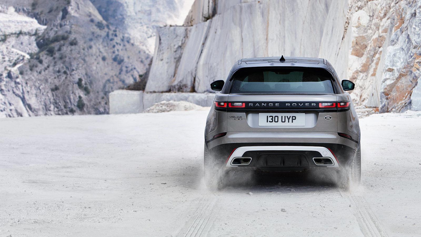 Range Rover Velar - Most Capable Medium SUV | Land Rover Tanzania
