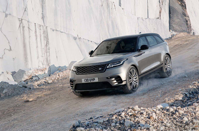 Range Rover Velar - The Most Refined SUV | Land Rover Cambodia