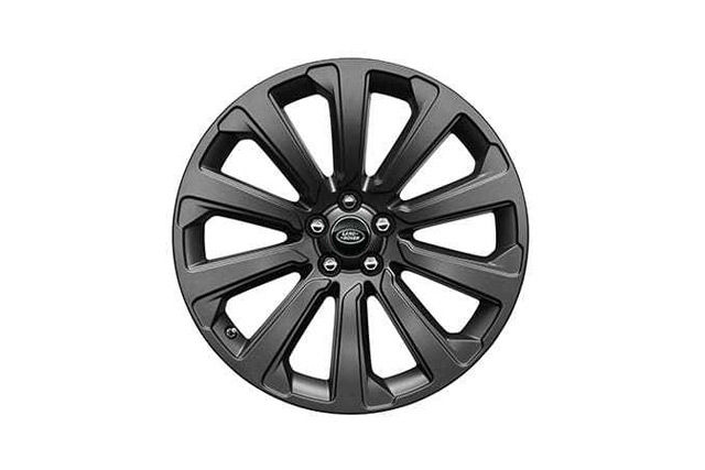 "20"" 10 SPOKE 'STYLE 1032' WHEELS WITH SATIN DARK GREY FINISH"