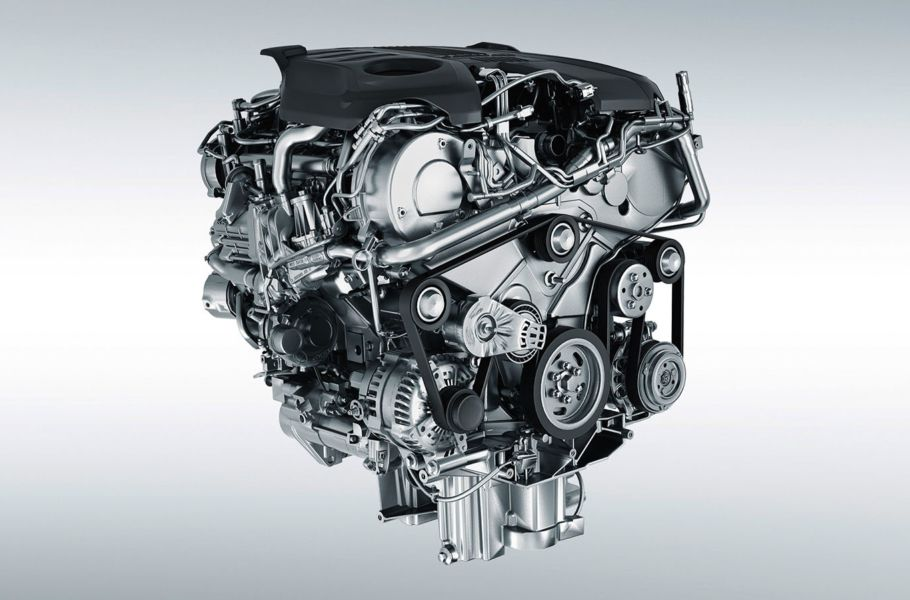 3.0 LITRE V6 300PS TWIN TURBOCHARGED DIESEL