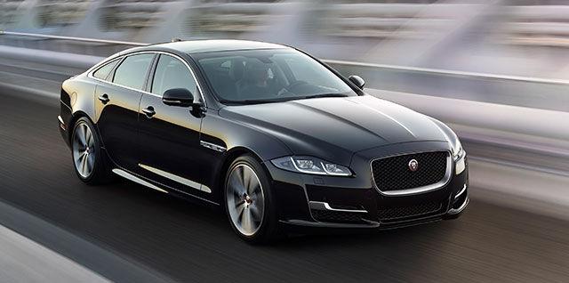 Delightful Jaguar XJ