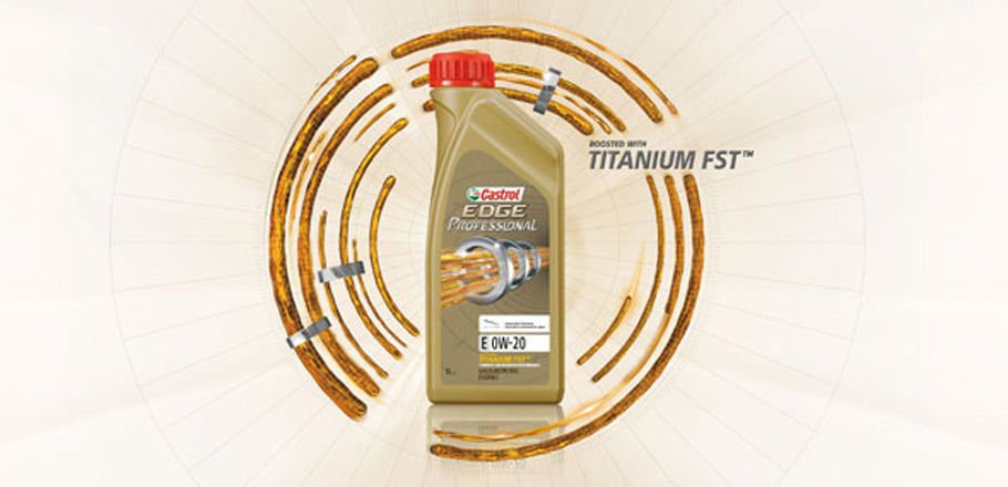 OUR STRONGEST OIL IS TITANIUM STRONG