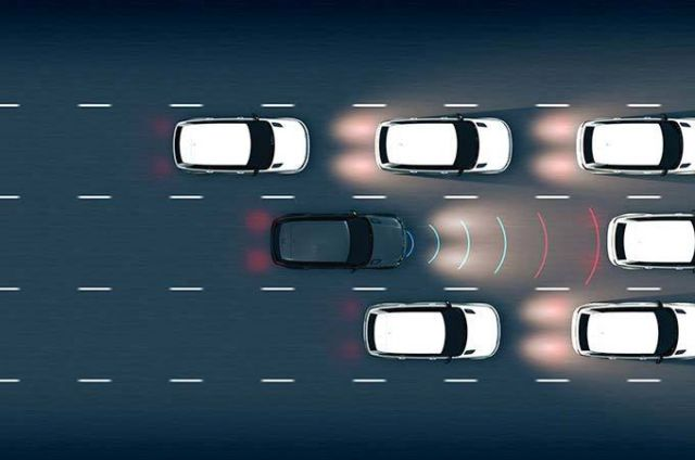 ADAPTIVE CRUISE CONTROL WITH QUEUE ASSIST