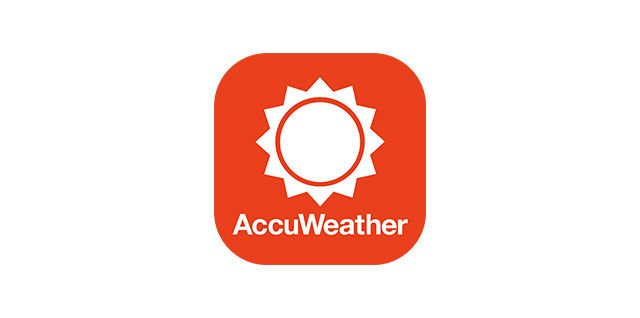 APLIKACIJA ACCUWEATHER