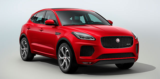 E-PACE First Edition