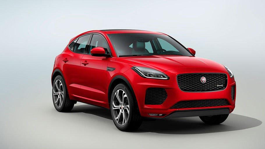 E‑PACE FIRST EDITION