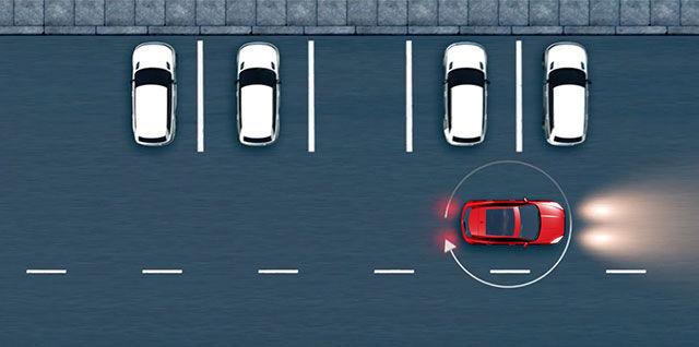 360° 自動停車輔助