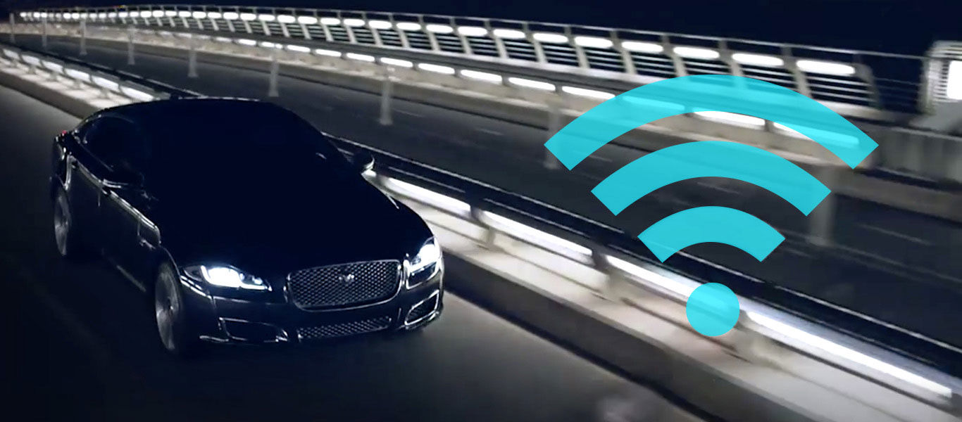 jaguar incontrol 4g wifi hotspot - stay connected | jaguar indonesia