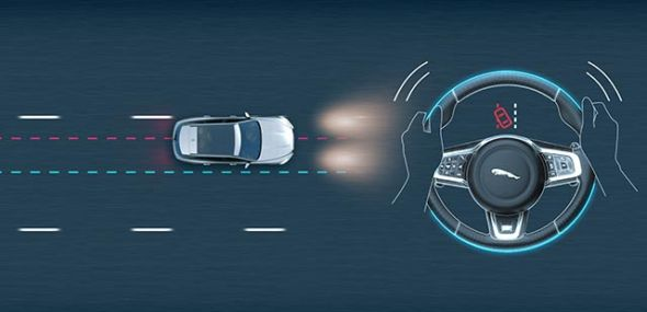 LANE DEPARTURE WARNING*