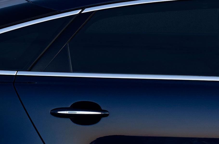JAGUAR KEYLESS ENTRY 免鑰匙進入與車門自動吸附功能