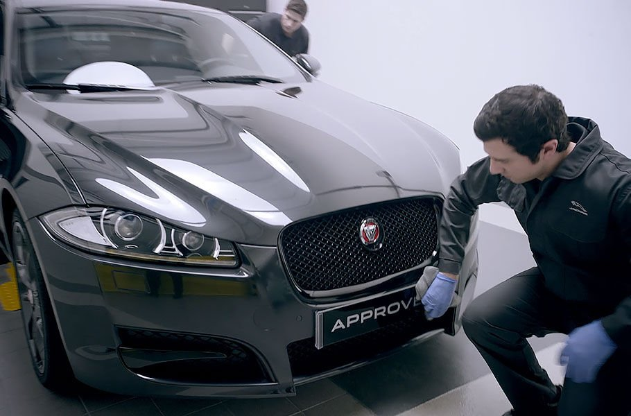 THE JAGUAR APPROVED CUSTOMER PROMISE