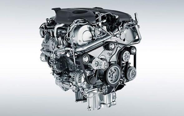 ĐỘNG CƠ DIESEL TĂNG ÁP V6 3,0L 300PS