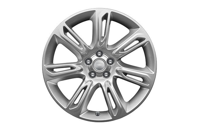 "19"" 7 SPOKE STYLE 707 ALLOY WHEELS"